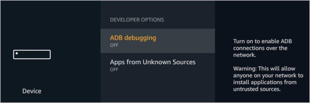 ADB Debugging