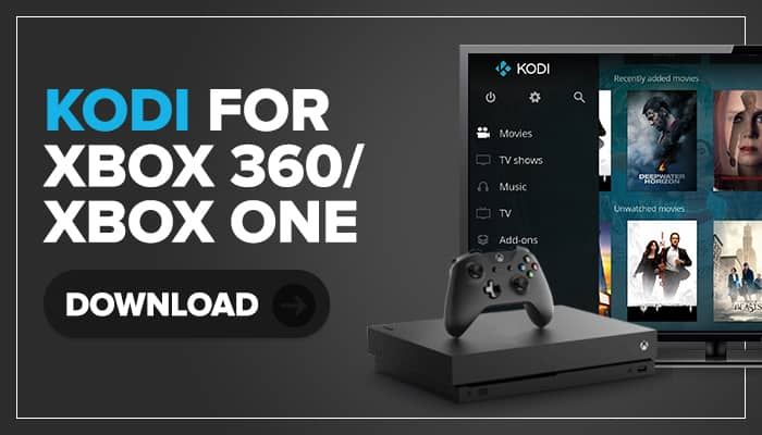 kodi for xbox 360 xbox one