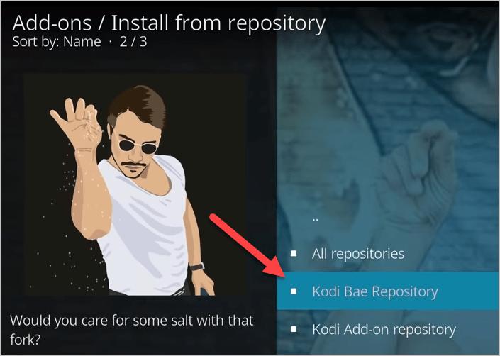 Kodi Bae Repository
