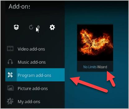 Program Addons