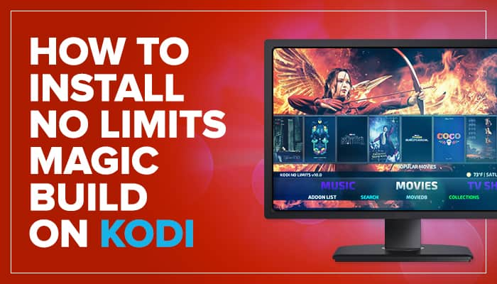 kodi no limits